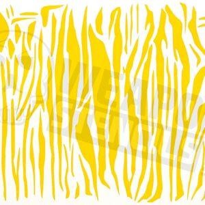 Abstract Stripe Stencil