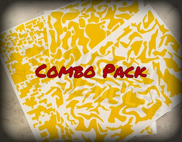 Camo Combo Pack
