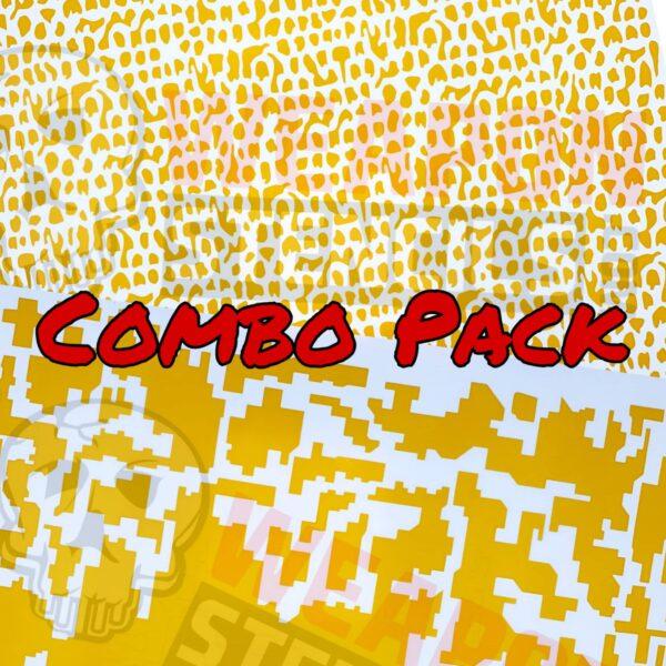 Verde Camo Combo Pack