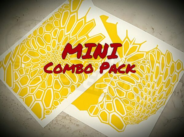 MINI Broken Combo Pack