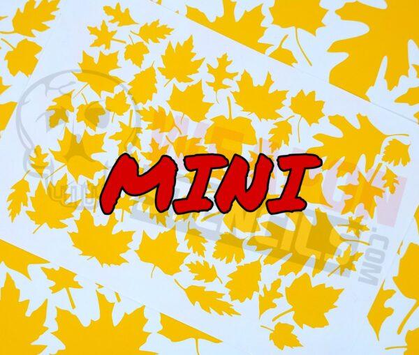 MINI Leaf Camo
