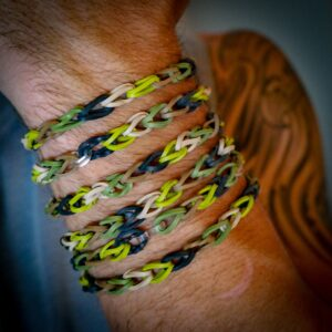 Camo Bracelets for Charity!
