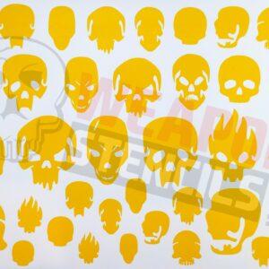 Skulls (Version 1)