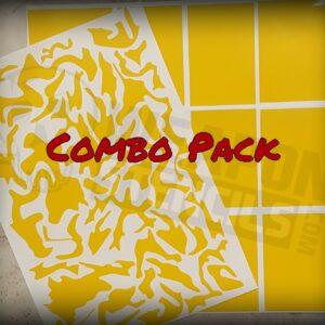 Woodland Combo Pack